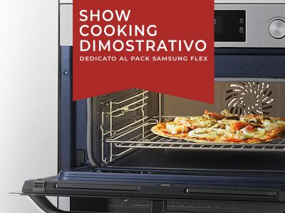 Show Cooking Dimostrativo Samsung