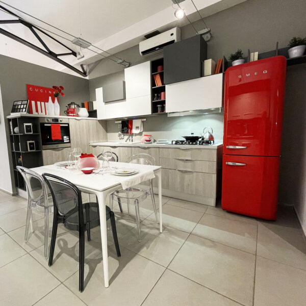 cucina lube immagina outlet fuoco